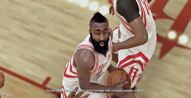 NBA 2K14 Screenshot #6 for Xbox One