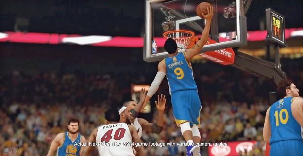 NBA 2K14 Screenshot #7 for Xbox One