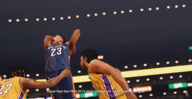 NBA 2K14 Screenshot #8 for Xbox One