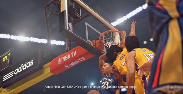 NBA 2K14 Screenshot #9 for Xbox One