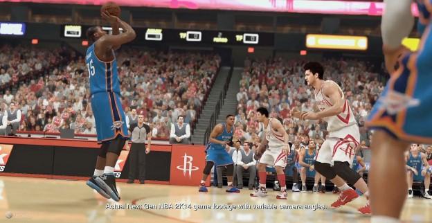 NBA 2K14 Screenshot #3 for PS4