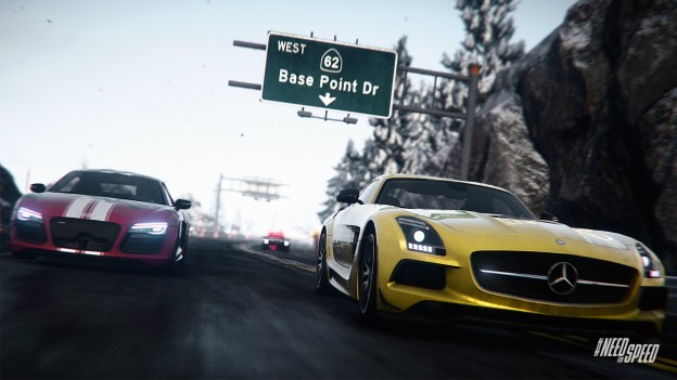 Need For Speed Rivals Screenshot #2 for Xbox 360