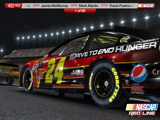 NASCAR: Redline Screenshot #4 for iOS