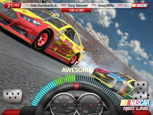 NASCAR: Redline Screenshot #5 for iOS