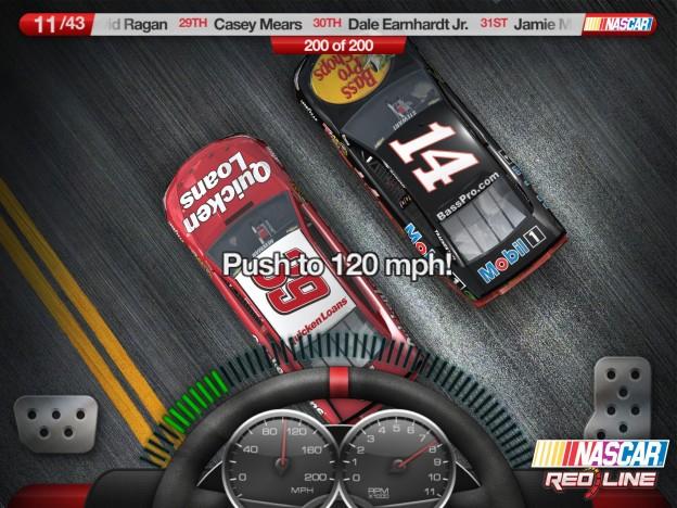 NASCAR: Redline Screenshot #6 for iOS