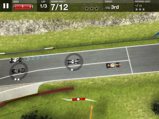 F1 Challenge Screenshot #3 for iOS