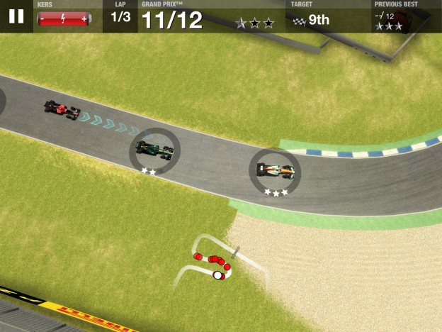 F1 Challenge Screenshot #5 for iOS