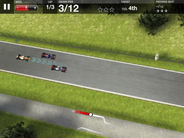F1 Challenge Screenshot #8 for iOS