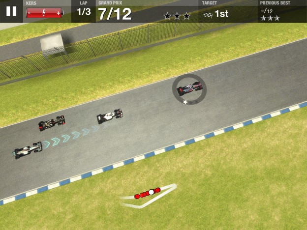 F1 Challenge Screenshot #9 for iOS