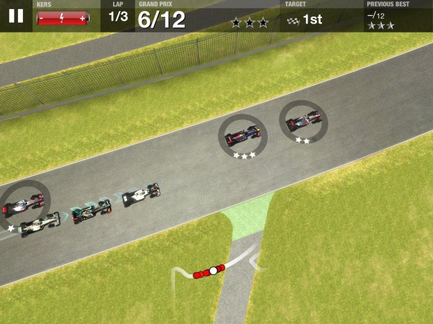F1 Challenge Screenshot #10 for iOS
