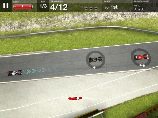 F1 Challenge Screenshot #11 for iOS