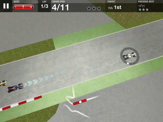 F1 Challenge Screenshot #12 for iOS