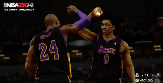 NBA 2K14 Screenshot #159 for Xbox 360