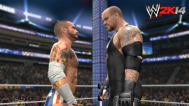 WWE 2K14 Screenshot #100 for Xbox 360