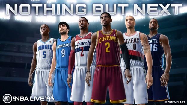 NBA Live 14 Screenshot #46 for Xbox One