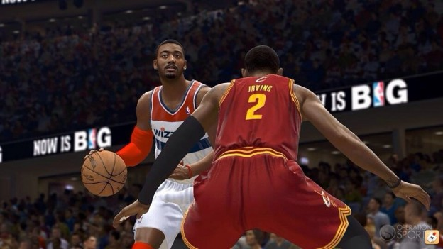 NBA Live 14 Screenshot #31 for PS4
