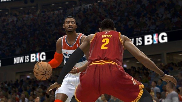 NBA Live 14 Screenshot #32 for PS4