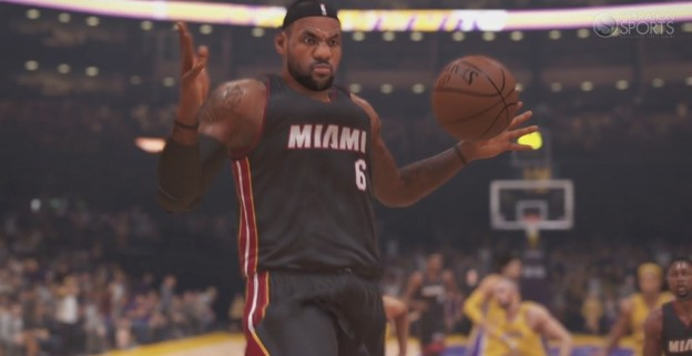 NBA 2K14 Screenshot #18 for PS4