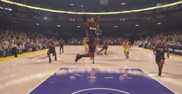 NBA 2K14 Screenshot #19 for PS4