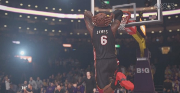 NBA 2K14 Screenshot #20 for PS4