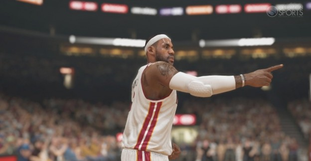 NBA 2K14 Screenshot #25 for PS4
