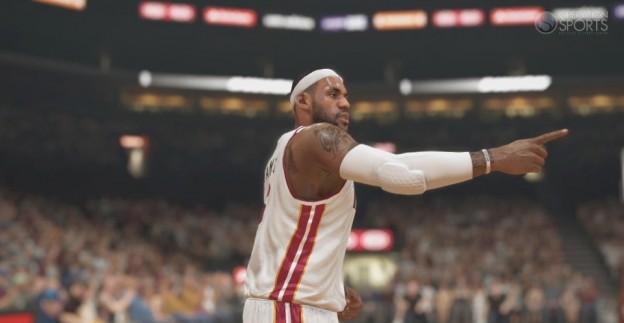 NBA 2K14 Screenshot #25 for PS4