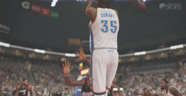 NBA 2K14 Screenshot #29 for PS4