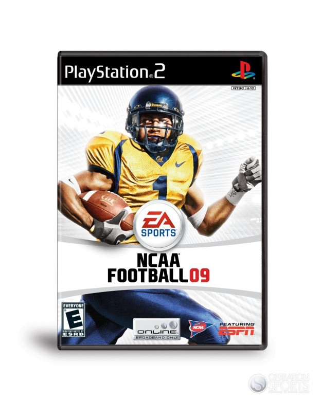 NCAA Football 09 Screenshot #3 for PS2