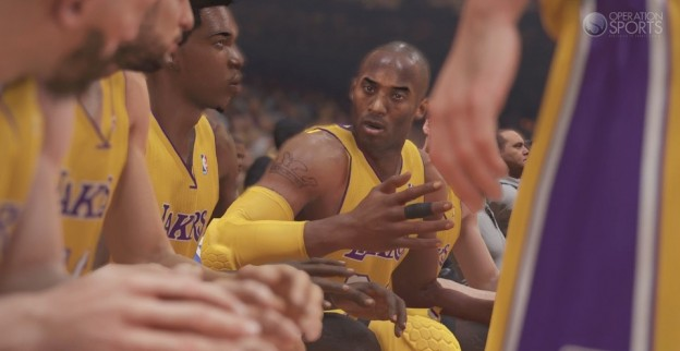 NBA 2K14 Screenshot #33 for PS4