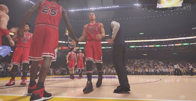 NBA 2K14 Screenshot #34 for PS4
