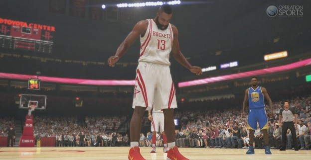 NBA 2K14 Screenshot #39 for PS4