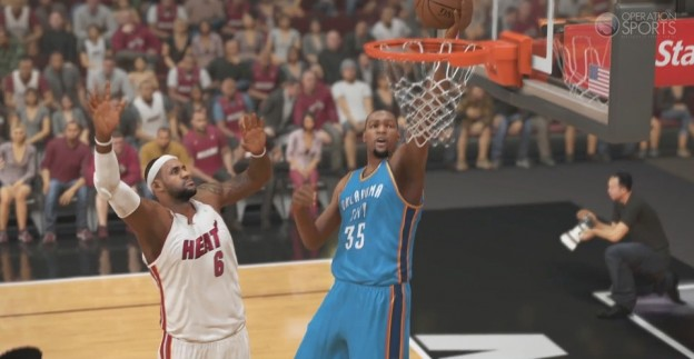 NBA 2K14 Screenshot #24 for Xbox One