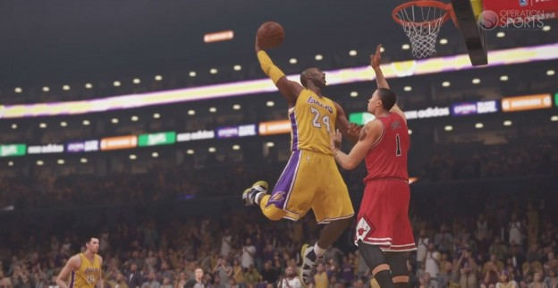 NBA 2K14 Screenshot #30 for Xbox One