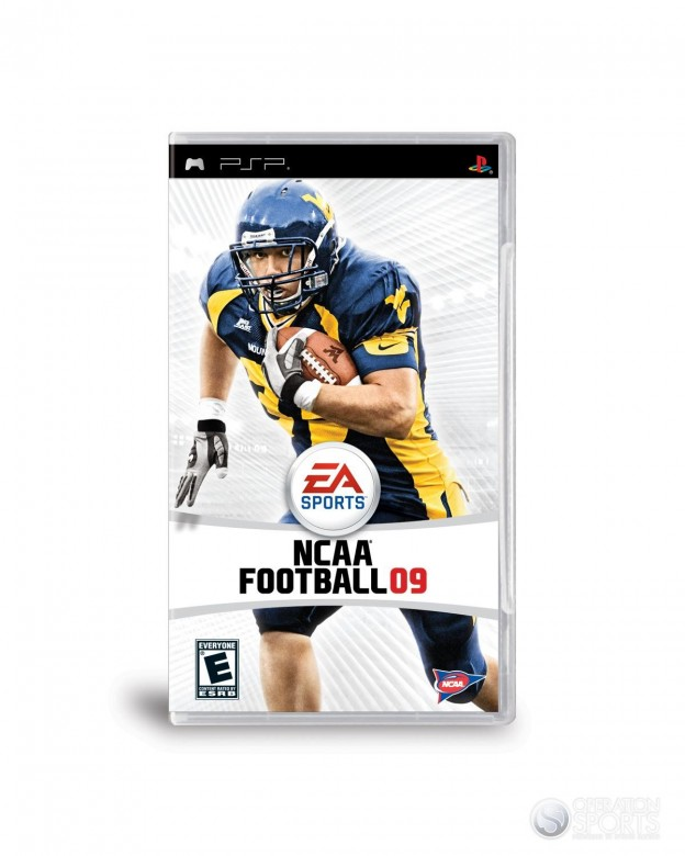 NCAA Football 09 Screenshot #4 for PSP
