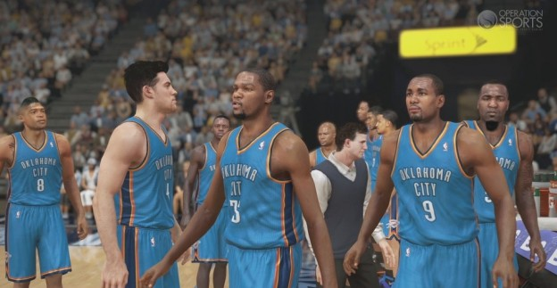 NBA 2K14 Screenshot #39 for Xbox One