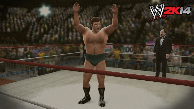 WWE 2K14 Screenshot #107 for Xbox 360