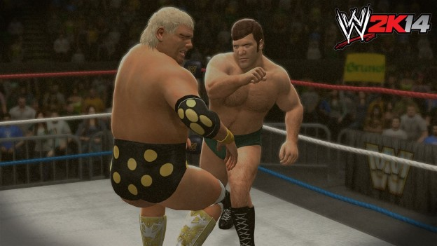 WWE 2K14 Screenshot #108 for Xbox 360