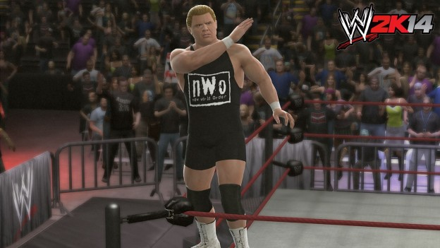 WWE 2K14 Screenshot #109 for Xbox 360