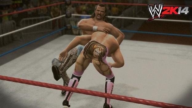 WWE 2K14 Screenshot #115 for Xbox 360