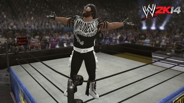WWE 2K14 Screenshot #117 for Xbox 360