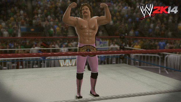 WWE 2K14 Screenshot #119 for Xbox 360