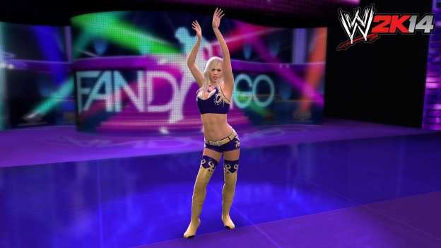 WWE 2K14 Screenshot #120 for Xbox 360