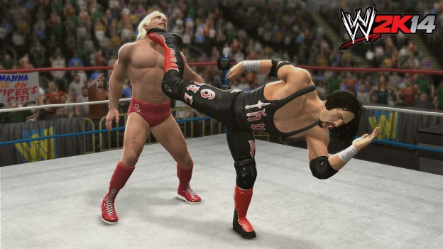 WWE 2K14 Screenshot #121 for Xbox 360