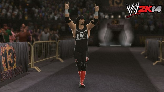WWE 2K14 Screenshot #122 for Xbox 360