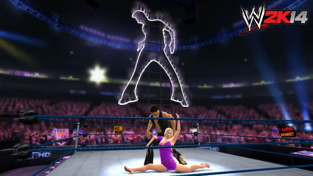 WWE 2K14 Screenshot #84 for PS3
