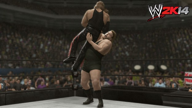 WWE 2K14 Screenshot #85 for PS3