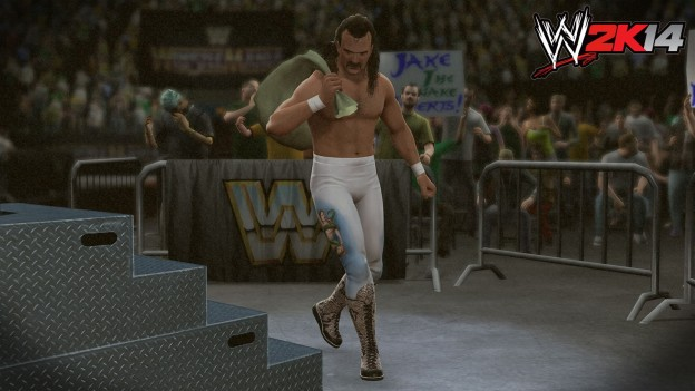 WWE 2K14 Screenshot #86 for PS3