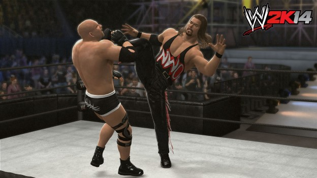 WWE 2K14 Screenshot #88 for PS3