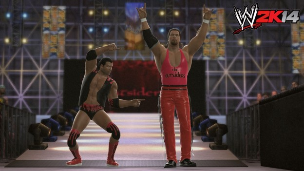 WWE 2K14 Screenshot #90 for PS3