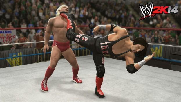 WWE 2K14 Screenshot #93 for PS3